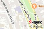 Схема проезда до компании Вогера в Москве