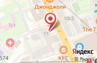 Схема проезда до компании Ректайм в Москве
