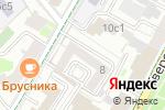 Схема проезда до компании Apple Express в Москве