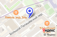 Схема проезда до компании ЛИЗИНГОВАЯ КОМПАНИЯ ЛИКОСТРОЙ в Москве