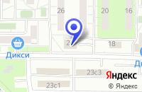 Схема проезда до компании АПТЕКА ВИТА в Москве