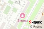 Схема проезда до компании Volvo99.ru в Москве