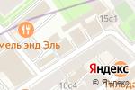 Схема проезда до компании REX в Москве