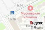 Схема проезда до компании Пожарная часть №35 в Москве
