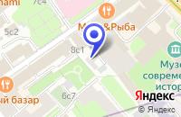 Схема проезда до компании МБТС БАНК в Москве