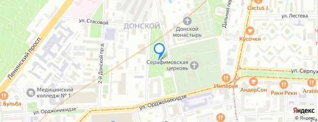 проезд Донской 4-й