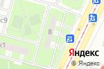 Схема проезда до компании TOP-MATRAS в Москве