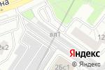 Схема проезда до компании Пионер-3 в Москве