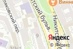 Схема проезда до компании Megapolis-print в Москве