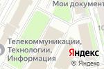 Схема проезда до компании Tapco в Москве