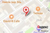 Схема проезда до компании Компакт в Москве
