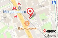 Схема проезда до компании Маркетопт в Москве