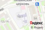 Схема проезда до компании Детский сад №2718 в Москве