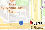 Схема проезда до компании Right Service в Москве