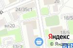 Схема проезда до компании Матрешка в Москве