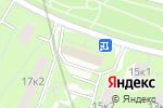 Схема проезда до компании ФИОРИ в Москве