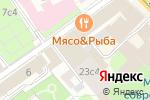 Схема проезда до компании Timbest в Москве