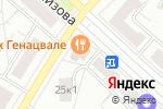 Схема проезда до компании Сюзанна в Москве