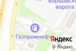 Схема проезда до компании Варшавское шоссе 141 в Москве
