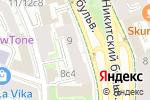 Схема проезда до компании Simfonia de Flora в Москве