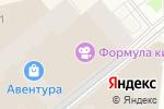 Схема проезда до компании Мастерская №1 в Москве
