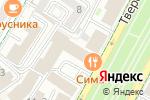 Схема проезда до компании СКД Тур в Москве