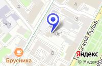 Схема проезда до компании НЭП/SET в Москве
