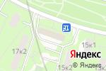Схема проезда до компании Надежная няня в Москве
