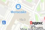 Схема проезда до компании Насосовру в Москве
