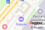 Схема проезда до компании 101parka.ru в Москве