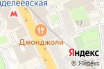 Схема проезда до компании Leviathan Bar & Lounge в Москве
