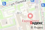 Схема проезда до компании Km studio в Москве