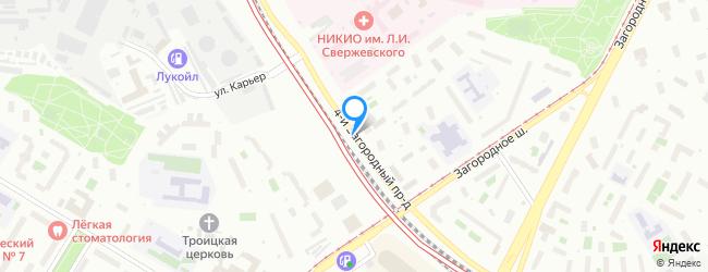 проезд Загородный 4-й