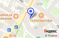 Схема проезда до компании БАГЕТНАЯ МАСТЕРСКАЯ SAMART в Москве