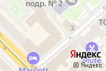 Схема проезда до компании KURAKINSPA в Москве