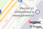 Схема проезда до компании Аллегория в Москве