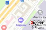 Схема проезда до компании Monkeys Cafe в Москве
