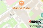 Схема проезда до компании МТЮЗ в Москве