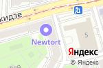 Схема проезда до компании Арболеда в Москве