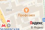 Схема проезда до компании Куклы Пистолеты в Москве
