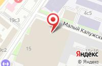 Схема проезда до компании Типография Калейдоскоп в Москве