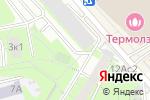 Схема проезда до компании Автостоянка на Большой Черёмушкинской в Москве