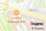 Схема проезда до компании Тема в Москве