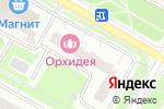 Схема проезда до компании DSBW в Москве