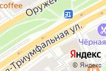 Схема проезда до компании Агентство правовых технологий в Москве