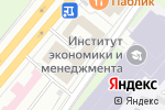 Схема проезда до компании Аланд Плюс в Москве