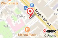 Схема проезда до компании Гемостаз и Реология в Москве
