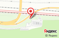Схема проезда до компании Вита-Косметикс в Москве