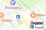 Схема проезда до компании Новый Книжный в Москве