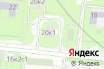 Схема проезда до компании Protea Queen в Москве